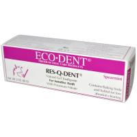 Health & Beauty - Dental Care - Ecodent - Ecodent Res-Q-Dent Gel 3 oz