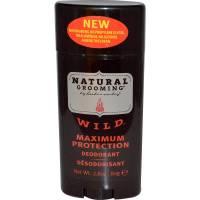 Herban Cowboy - Herban Cowboy Deodorant Wild 2.8 oz