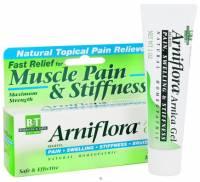 Homeopathy - Skin Care - Boericke & Tafel - Boericke & Tafel Arniflora Arnica Gel 1 oz
