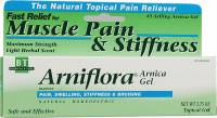 Homeopathy - Boericke & Tafel - Boericke & Tafel Arniflora Arnica Gel 2.75 oz