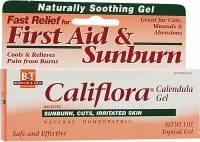 Homeopathy - Skin Care - Boericke & Tafel - Boericke & Tafel Califlora Calendula Gel 1 oz
