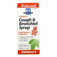 Homeopathy - Boericke & Tafel - Boericke & Tafel Children's Cough & Bronchial Syrup 4 oz