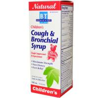 Homeopathy - Boericke & Tafel - Boericke & Tafel Children's Cough & Bronchial Syrup 8 oz