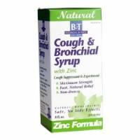 Homeopathy - Boericke & Tafel - Boericke & Tafel Cough & Bronchial Syrup 8 oz