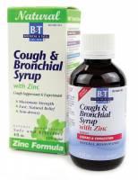 Homeopathy - Boericke & Tafel - Boericke & Tafel Cough & Bronchial Syrup 4 oz
