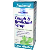 Homeopathy - Boericke & Tafel - Boericke & Tafel Cough & Bronchial Syrup 99% Alcohol Free 8 oz