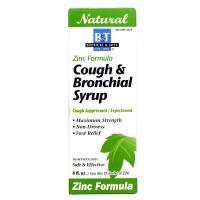 Boericke & Tafel Cough & Bronchial Syrup with Zinc 8 oz