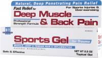 Homeopathy - Pain Relief - Boericke & Tafel - Boericke & Tafel Sports Gel 2.5 oz