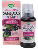 Health & Beauty - Children's Health - Nature's Way - Nature Way Sambucus For Kids 4 oz
