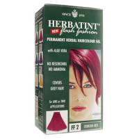 Hair Care - Hair Color - Herbatint - Herbatint Flash Fashion - Crimson Red