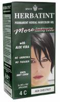 Hair Care - Hair Color - Herbatint - Herbatint Permanent - Ash Chestnut