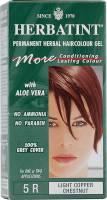 Hair Care - Hair Color - Herbatint - Herbatint Permanent - Light Copper Chestnut