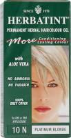 Hair Care - Hair Color - Herbatint - Herbatint Permanent - Platinum Blonde
