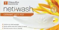 Health & Beauty - Nasal Care - Himalayan All Natural - Himalayan All Natural Ceramic Neti Pot