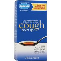 Hylands Adult Cough Syrup 4 oz