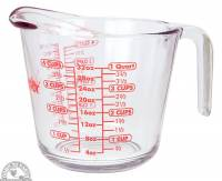 Kitchen - Utensils - Down To Earth - Anchor Measuring Cup 32 oz