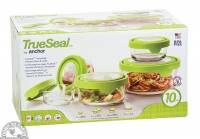 Kitchen - Bags & Containers - Down To Earth - Anchor TrueSeal Food Storage Set 10 pcs