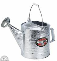 Garden - Down To Earth - Behrens Galvanized Steel Watering Can 2 gal