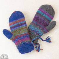 Clothing - Mittens - Down To Earth - Bodhi Mittens with Tassles