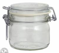 Recycled & Biodegradable - Down To Earth - Bormioli Rocco Storage Jar 200gm