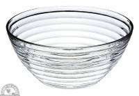 """Recycled & Biodegradable - Down To Earth - Bormioli Rocco Via Bowl Wide 10.25"""""""