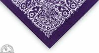 Clothing - Bandanas - Down To Earth - Cowboy Bandanas - Blue