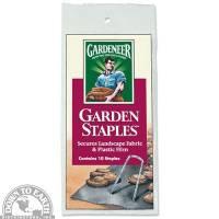 "Garden - Accessories - Down To Earth - Dalen Bulk Garden Staples 4"""
