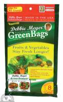 Kitchen - Bags & Containers - Down To Earth - Evert-Fresh Green Bags 10 pcs - Large