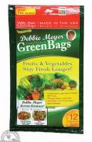 Kitchen - Bags & Containers - Down To Earth - Evert-Fresh Green Bags 10 pcs - Small