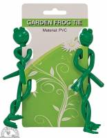 Garden - Plant Supports - Down To Earth - Garden Frog Plant Tie