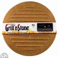 """Kitchen - Bakeware & Cookware - Down To Earth - Grill Stone Round 1.45"""""""