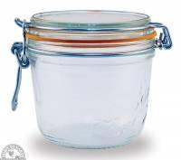 Jars - Canning Jars - Down To Earth - Le Parfait 500 gm Jars