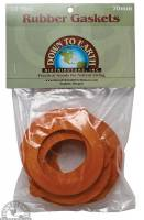 Kitchen - Gaskets - Down To Earth - Le Parfait Rubber Gaskets 70 mm