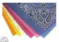 Clothing - Bandanas - Down To Earth - Assorted Bandanas - Light