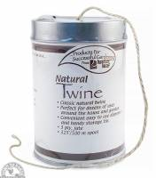 """Garden - Plant Supports - Down To Earth - Luster Leaf Natural Twine 3.25"""""""