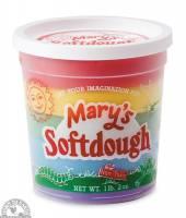 Toys - Arts & Crafts - Down To Earth - Mary Softdough Tub 18 oz