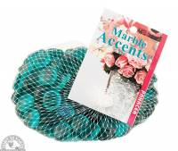 Garden - Accessories - Down To Earth - Panacea Glass Gems - Teal