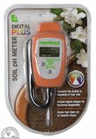 Garden - Meters & Tests - Down To Earth - Rapitest Digital Plus Soil pH Meter