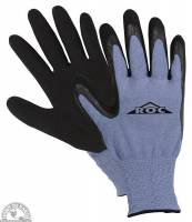 Garden - Gloves - Down To Earth - ROC Bamboo Gloves Womens Latex Coated Palm Large
