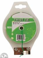 Garden - Plant Supports - Down To Earth - Twist Tie 165'