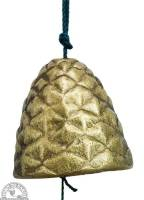 Garden - Accessories - Down To Earth - Windbell - Gold Pine Cone
