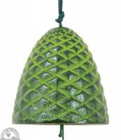 Garden - Accessories - Down To Earth - Windbell - Large Green Pine Cone