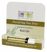 Oils - Aromatherapy & Essential Oils - Aura Cacia - Aura Cacia Aromatherapy Stick Cleansing Tea Tree