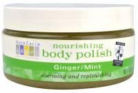 Oils - Aromatherapy & Essential Oils - Aura Cacia - Aura Cacia Body Polish 8 oz -Ginger/Mint