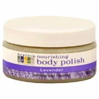 Oils - Aromatherapy & Essential Oils - Aura Cacia - Aura Cacia Body Polish 8 oz -Lavender