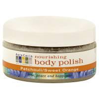 Oils - Aromatherapy & Essential Oils - Aura Cacia - Aura Cacia Body Polish 8 oz -Patchouli/Sweet Orange