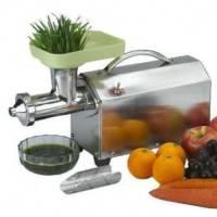 Kitchen - Blenders & Juicers - Miracle Exclusives - Miracle Exclusives Miracle Pro Green Machine Wheat Grass Juicer