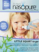 Health & Beauty - Nasal Care - Nasopure - Nasopure Little Squirt To Go