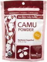 Grocery - Baking Mixes & Extracts - Navitas Naturals - Navitas Naturals Camu Powder 3 oz