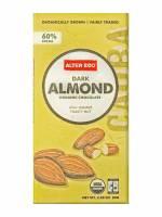 Alter Eco Alter Eco Dark Almond Organic Chocolate 2.82 oz (4 Pack)